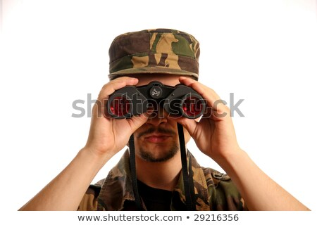asker · avcı · avcılık · savaş · ordu - stok fotoğraf © dolgachov
