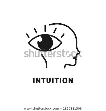 Compass on White Background, Empathy Concept Stock photo © make