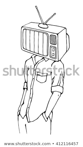 Mass media vector concept metaphor Stock photo © RAStudio