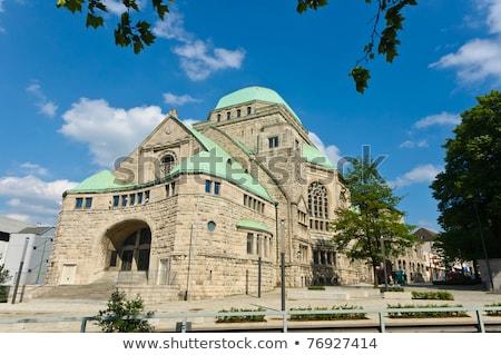 Edad sinagoga Alemania cultural reunión centro Foto stock © borisb17