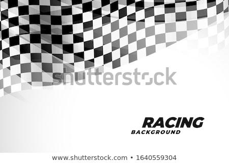 Sportok versenyzés bicikli sebesség verseny játék Stock fotó © SArts