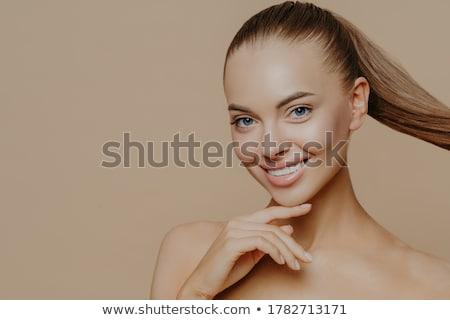 女性 健康 パーフェクト 皮膚 ストックフォト © vkstudio