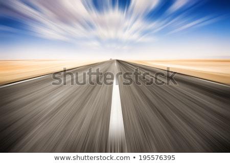 道路 死 谷 地平線 道路 ストックフォト © ruigsantos