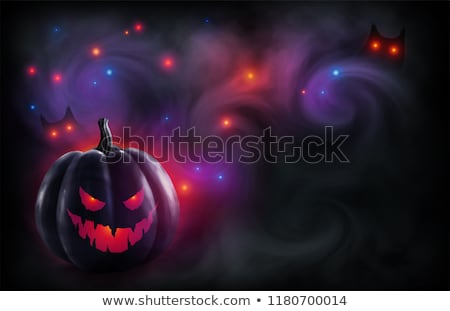 halloween scary pumpking stock photo © ikopylov