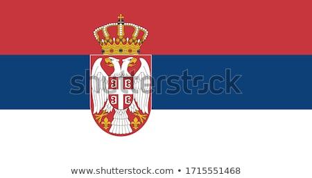 Serbian capital Stock photo © badmanproduction