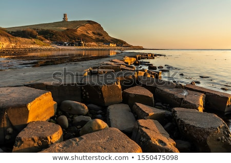 Kimmeridge Bay Stock photo © ollietaylorphotograp