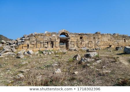 hierapolis gymnasium Stock photo © tony4urban