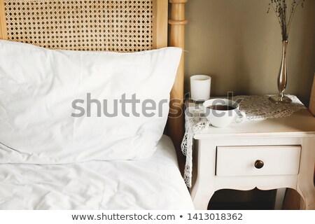 мебель · спальня · шкаф · 3D · изометрический - Сток-фото © kovacevic