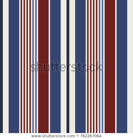seamless warm colors vertical stripes abstract background stock photo © latent