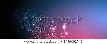 Negócio escuro digital texto azul cor Foto stock © tashatuvango