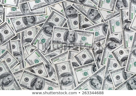 Cent argent financière vert Photo stock © stevanovicigor