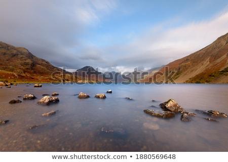 Remote Vista in the Wilderness Stock photo © wildnerdpix