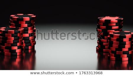 Poker game Stock photo © adrenalina