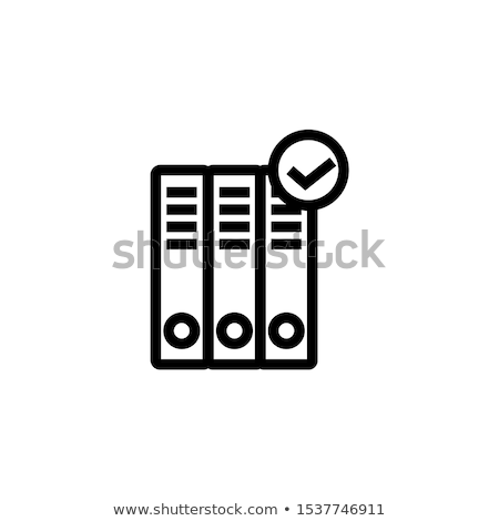 Folder in Catalog Marked as Rules. Stock photo © tashatuvango