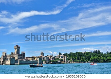 Gardasee - Lake Garda 06 Stock photo © LianeM