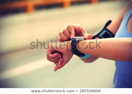 Sports Time and Fitness Stock photo © -Baks-