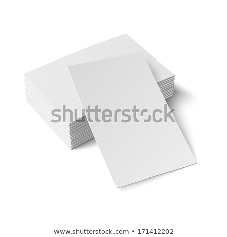 packing business card 1 stock photo © vadimsoloviev