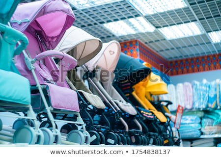 Children carriage. Stock photo © Fisher