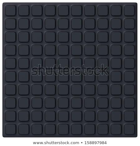 Rubber anti-skid flooring background Stock photo © stevanovicigor