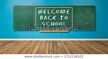 Illness - Text on Chalkboard. 3D Illustration. Stock photo © tashatuvango