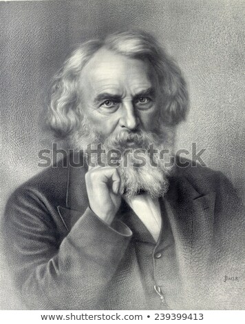 Henry Wadsworth Longfellow Stock photo © Stocksnapper