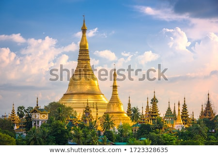 Shwedagon Stock photo © mdfiles