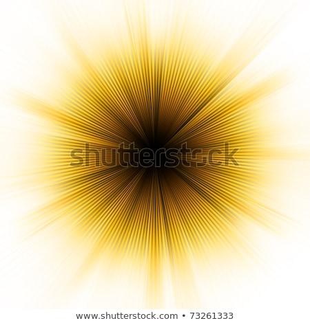 Fény kitörés tűzijáték becsillanás eps vektor Stock fotó © beholdereye