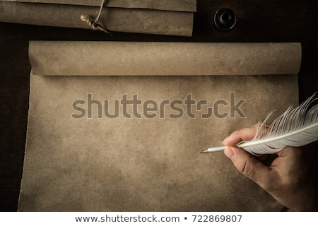 historically contract stock photo © pasiphae