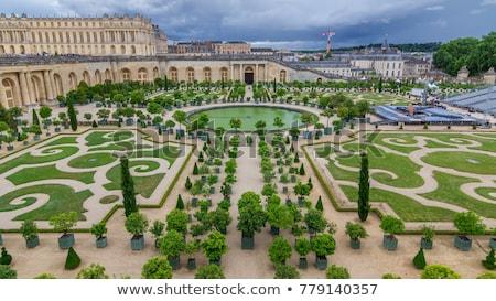 фонтан · саду · Версаль · Франция · небе · воды - Сток-фото © TanArt