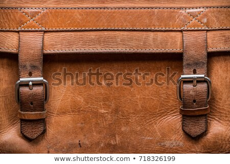 Ancient Knapsack Stock photo © cosma