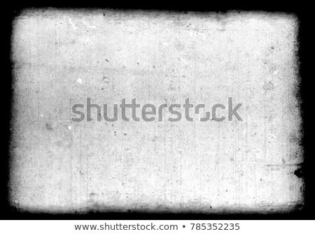 Stock photo: Grunge film frame with space for text or image