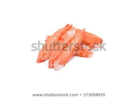 Imitation Alaska Crab Stick stock photo © AEyZRiO