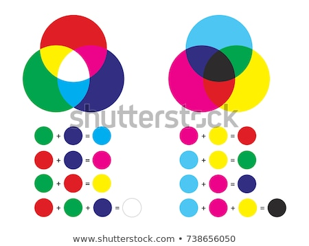 mixing colors stock photo © stevanovicigor