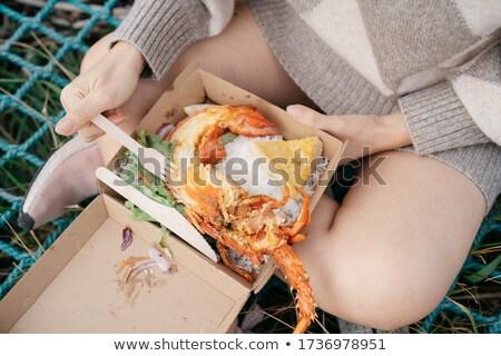 厳しい尋問 · 食品 · 屋外 · ガス · バーベキュー · 健康食品 - ストックフォト © ozgur