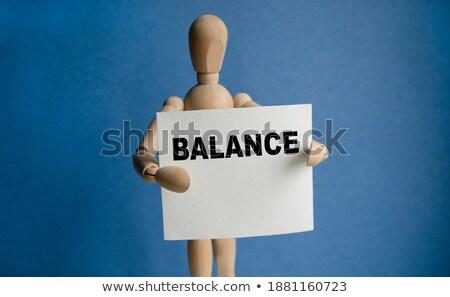 Słowo człowiek biznesu zabawki działalności Internetu Zdjęcia stock © fuzzbones0