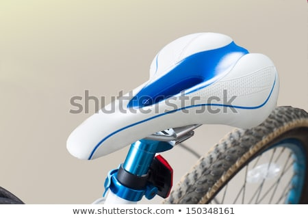 saddle seat on a bicycle Stock photo © shutswis