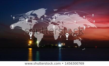Global Industry Trade Stock photo © Lightsource