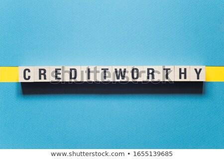 Calculator woord display financieren cash Stockfoto © Zerbor