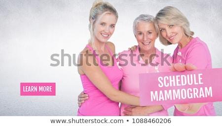 узнать больше кнопки текста Рак молочной железы осведомленность Сток-фото © wavebreak_media