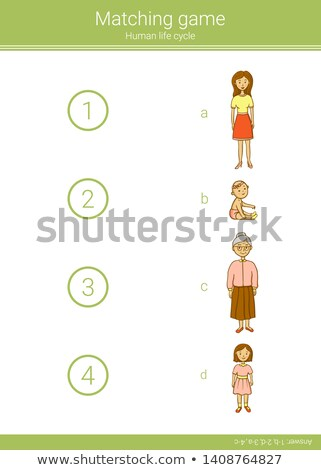 Arrange in the correct order Stock photo © Olena