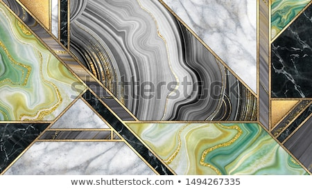 geometric stone pattern Stock photo © prill