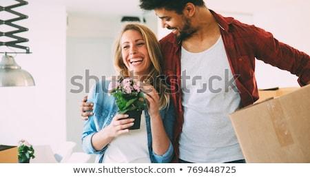 クローズアップ · ロマンチックな · カップル · その他 · ビーチ · 花 - ストックフォト © get4net