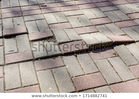 Uneven Pavement Stock photo © ozgur