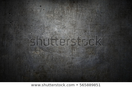 Scratched metal background Stock photo © Forgiss