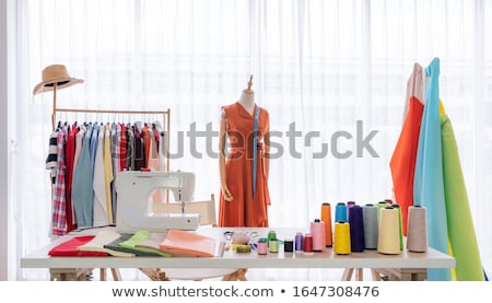sewing materials stock photo © tagore75