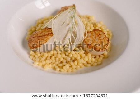 Conchiglie Giganti Pasta Stock photo © zhekos