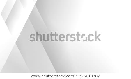 Fade to Grey Triangle Background Stock photo © fenton