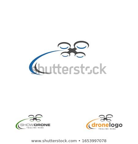 логотип · вектора · икона · дизайна · иллюстрация · небе - Сток-фото © sdcrea