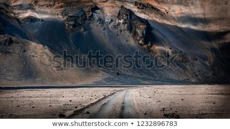 Off road vehicle on field Stock photo © wavebreak_media
