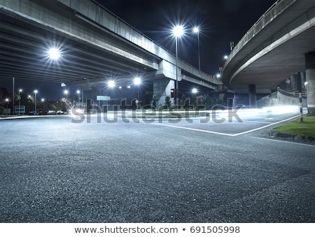 Crossroads in a city Stock photo © wavebreak_media